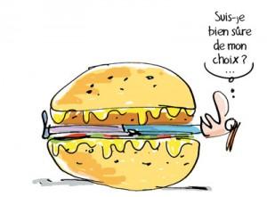 junk food the good choice?