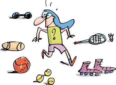 Quel sport?